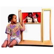 Bird In Hand Dry-Erase Tabletop Puppet Theatre (Sspc67651)