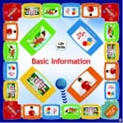 Pci Educational Publishing Pro-Ed Life Skills For Nonreaders Game - Basic Information, 3 Plus Years (Sspc58770)