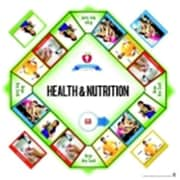 Pci Educational Publishing Pro-Ed Pci Life Skills For Todays World Game - Health And Nutrition, 3 Plus Years (Sspc58788)