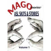 Harris Communications Mago Movies - Asl Skits And Stories Volume 1 - Dvd (Hrsc485)