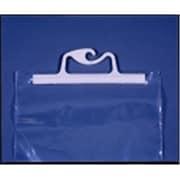 Monaco 14 X 21 In. Hangup Portable Original Bag - Clear, Pack 10 (Sspc76424)