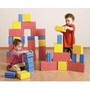 Edushape Corrugated Blocks - Set Of 36 (Edus089)