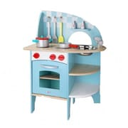 Classic Toy Deluxe Wood Kitchen (Grps867)