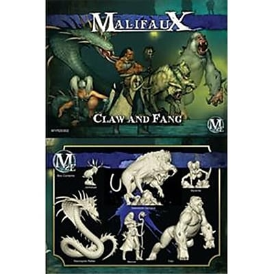 Wyrd Miniatures 20302 Arcanists Claw And Fang Box Set - 6 (Acdd13280) 2489068