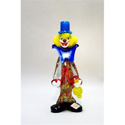 """""Belco 9"""""""" Murano Glass Clown (Blc011)"""""" 2489113"