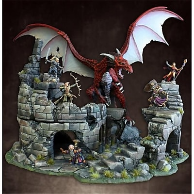 Reaper Miniatures 77381 Bones - Dhl - Dragons Donat Share Boxed (Acdd14322) 2489092