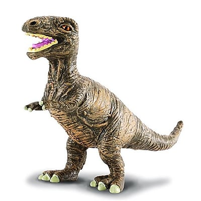 Collecta Tyrannosaurus Rex Baby Prehistoric Dinosaur Procon Toy Model Dino - Pack Of 12 (Iqon083) 2489065