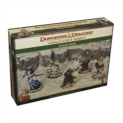 Gale Force 9 71023 Dungeons And Dragons Kessels Band 5 Miniature Games (Acdd4392) 2489063