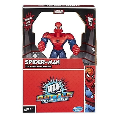 Hasbro A8614 Marvel Battlemasters Spiderman Pack Assorted 3 (Acdd5643) 2489090