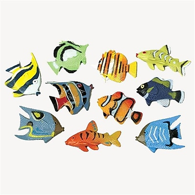 Us Toy Company Mini Tropical Fishes (20 Packs Of 12) (Ustyc0047) 2489084