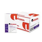 Universal Copy/Laser Paper 98 Brightness 20Lb Legal White 5 000 Sheets/Carton (Azrunv95400)