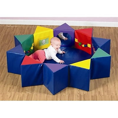 Childrens Factory Multi-Activity Pentagon Set (Chfct834) 2490902