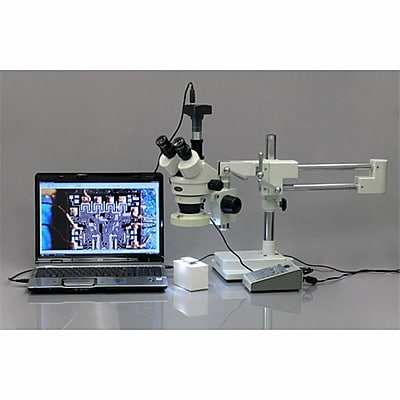 Amscope 5Mp Usb Microscope Digital Camera, Measurement Software (Unscp1299) 2490710