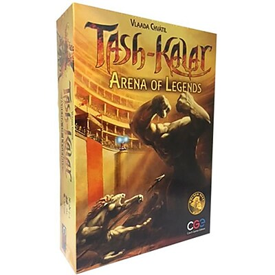 Czech Games Edition Inc 00023 Tash-Kalar - Arena Of Legends (Acdd14518) 2488103
