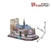 Primo Tech 3D Puzzle - Led Notre Dame De Paris (Prmtc211)