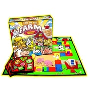 We R Fun Games Preschool Life On The Farm Board Game (Werfg002)