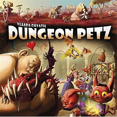 Czech Games Edition Inc 00015 Dungeon Petz (Acdd14516) 2488230