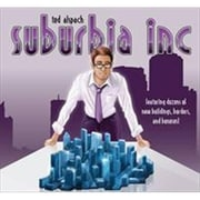 Bezier Games Subi Suburbia Inc Board Game (Acdd1086)