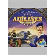 Rio Grande Games 444 Airlines Europe Board Game (Acdd10990)