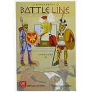Gmt Games 0012-11 Battle Line Board Game (Acdd4687)