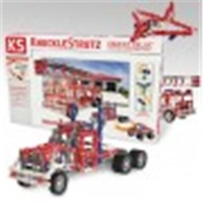 Knucklestrutz Knuckx Deluxe Set Building And Construction (Rtl344233) 2487985