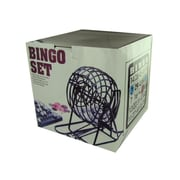 Bulk Buys 11 X 11 X 11 High Quality Bingo Set - Pack Of 2 (Kolim23057)
