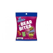 ALLAN BEAR BITES Gummy Candy, 5 oz, 12 Count