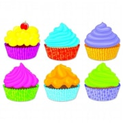 Scholastic Teaching Resources Cupcakes Accents (EDRE47689)