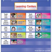 Scholastic Teaching Resources Learning Centers Pocket Chart Add Ons (EDRE41472)