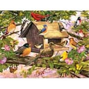 White Mountain Puzzles Breakfast Club 1000 piece Puzzle (RTL45655)