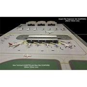 Gemini Jets 1-400 Airport Mat Set 2 Piece for New Gemini Terminal (DARON7361)