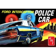 AMT - 1970 Ford Interceptor Police Car (B2B4271)