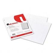 Universal Mediumweight 16-lb. Filler Paper 11 x 8-1/2 Wide 3/8 Ruled 200 Shts/pk (AZRUNV20923)