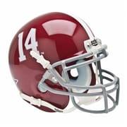 Schutt Sports NCAA- Schutts Sports Mini Helmet- University of Alabama Crimson Tide (OPTM3610)