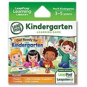 LeapFrog Enterprises Get Ready Kindergarten Game Pk (DH39138)