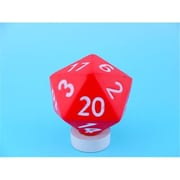 Everrich 20 Sides Foam Dice - 6 Inch (EVRR118)