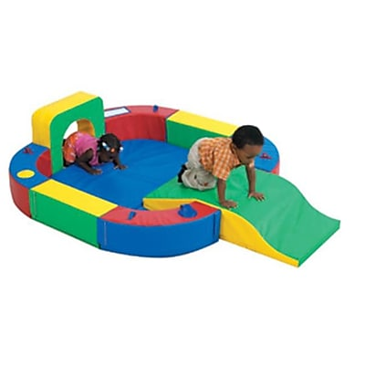 Childrens Factory Playring with Tunnel and Slide (CHFCT479) 2513687