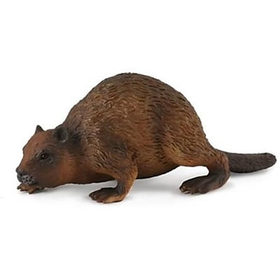 CollectA Beaver - Forest/Woodland Animal Replica - Pack of 6 (IQON173) 2516552