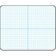 Si Manufacturing Double Sided Dry Erase Graph Board, Set 30 (SSPC66927)