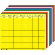 Shapes Etc. Horizontal Calendar Set 28 X 22 (EDRE37465)