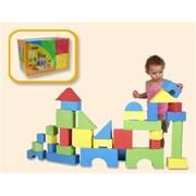 Edushape Big Educolor Blocks - 32 Pieces (EDUS421)