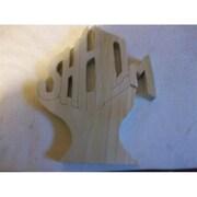 Fine Crafts Wooden Shalom jigsaw puzzle (FNCRF145)