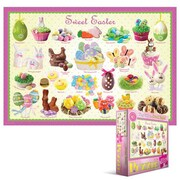 EuroGraphics Sweet Easter 100-Piece Puzzle (EUGR423)