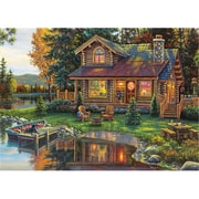 Masterpieces Weekend Getaway Puzzle - 1000 Piece (RTL236106)
