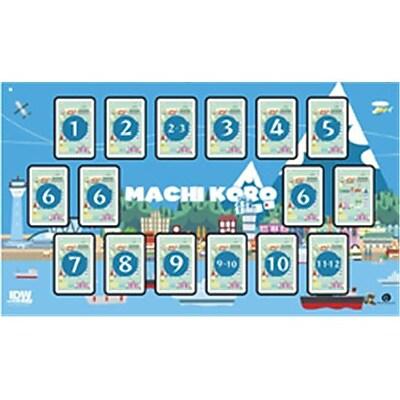 Machi Koro Deluxe Game Mat 00804 (RTL141937) 2511932