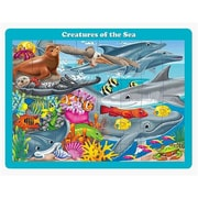 Learning Journey 48 pc Lift & Discover Jigsaw Puzzle-Creatures of the Sea (LJI082)