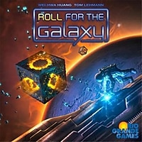 Rio Grande Games Roll for the Galaxy Board Game
