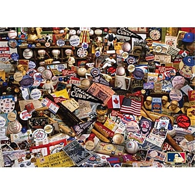 Masterpieces MLB Fan Collectibles Puzzle (RTL236611) 2517805