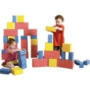 Edushape Corrugated Blocks - Set Of 84 (EDUS415)