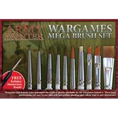 Army Painter ST5113 Hobby Starter - Mega Brush Set (ACDD347) 2511374